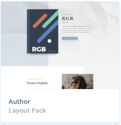 affordable web design for authors